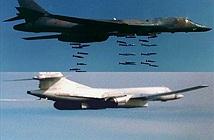 Máy bay ném bom B-1 Mỹ hay Tu-160 Nga uy lực hơn?