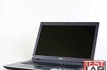 Đánh giá laptop Broadwell với màn hình khủng Acer Aspire E5-771G-501W