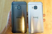 Ảnh thực tế HTC One M9 xách tay về Việt Nam