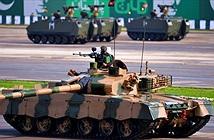 Mục kích Quân đội Pakistan duyệt binh hoành tráng