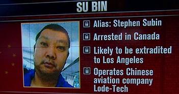 Doanh nhân Trung Quốc ngồi tù 5 năm vì ăn cắp bí mật quân sự Mỹ