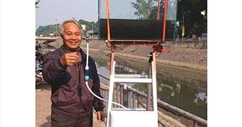 Vì sao người dân uống nước sông Tô Lịch lại khen ngon?