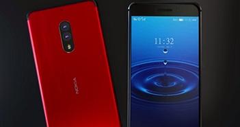 Smartphone cao cấp của Nokia cũng có camera kép