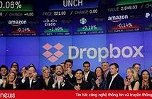 Thành công sau phiên ra mắt của Dropbox trên thị trường chứng khoán Hoa Kỳ