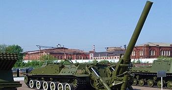 """Lạ đời tên gọi """"thân mật"""" của dàn vũ khí Quân đội Nga"""