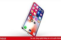 Bản dựng iPhone X 2020 - vân tay dưới màn hình, sạc ngược cho AirPods