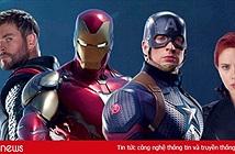 Website trả bạn 1.000 USD nếu xem đủ 20 tập phim Marvel