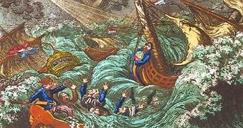 Những thảm họa thiên tai ghê gớm cứu mạng hàng trăm ngàn người