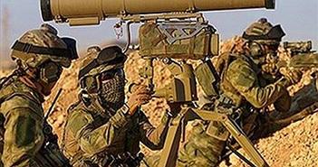 Quân đội chính phủ Syria chặn đoàn xe quân sự Mỹ bằng tên lửa Nga
