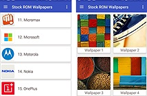 Mời dùng thử Walloid, ứng dụng tải nhiều hình nền đẹp cho Android