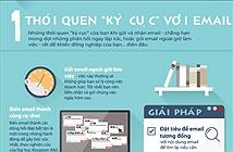 Infographic: 6 thói quen công nghệ bạn nên từ bỏ