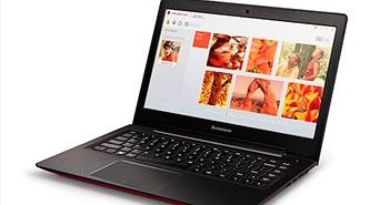 Bộ đôi laptop mỏng nhẹ, thời trang của Lenovo
