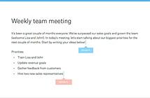 Dropbox Notes - dịch vụ ghi chú trực tuyến phối hợp nhóm