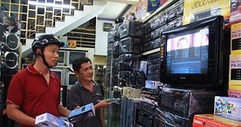Đầu thu truyền hình bị áp thuế nhập khẩu 35%