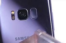 Màn tra tấn cho thấy Galaxy S8 là một chiếc điện thoại đẹp nhưng mong manh