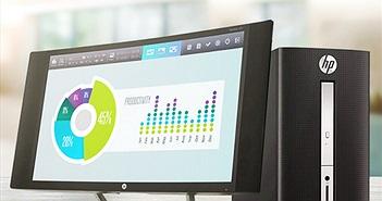 HP Pavilion 570- Máy tính bàn tiết kiệm năng lượng cho doanh nghiệp