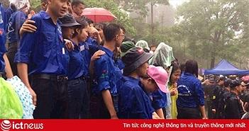 Ấn tượng hình ảnh ngày Giỗ Tổ Hùng Vương trong mưa