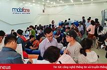Hình ảnh người dân TP HCM chen lấn đi đăng ký thông tin trước giờ G