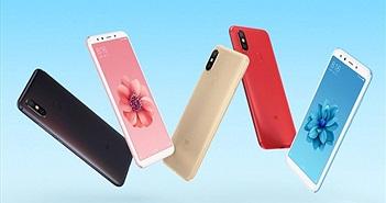 Xiaomi ra mắt Mi 6X: Snapdragon 660, camera kép AI, giá 5,8 triệu đồng