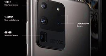 Bất ngờ với dòng smartphone đầu tiên sở hữu camera 150MP của Samsung