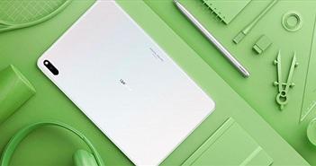 Huawei MatePad ra mắt: Kirin 810, pin 7210mAh, giá từ 268 USD