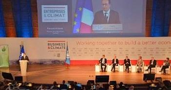 Hoạt động nhộn nhịp hướng đến Hội nghị Thượng đỉnh Paris