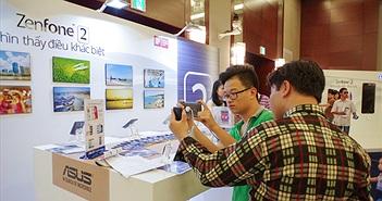 """Báo cáo kết quả cuộc thi chụp ảnh """"Câu chuyện của Zen"""" và  lễ ra mắt Zenfone2 tại Hà Nội"""