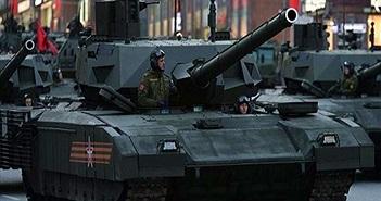 """""""Nga bỏ xa phương Tây về công nghệ chế tạo xe tăng"""""""