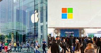 Microsoft và Apple: Sự hoà hợp và khác biệt trong chiến lược