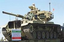 Xe tăng M60 Iran có khả năng chống tên lửa TOW Mỹ?