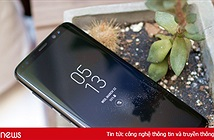 Samsung phản hồi vụ tính năng quét mống mắt của Galaxy S8 dễ bị qua mặt