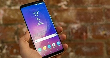 Hệ thống nhận diện mống mắt của Galaxy S8 bị vô hiệu hóa?