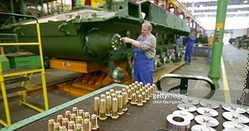 Ngưỡng mộ tính ngăn nắp của thợ sửa xe bọc thép Đức