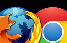 Hãy bỏ Chrome qua Firefox nếu muốn tăng thời lượng pin laptop