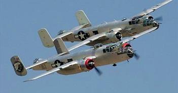 Máy bay ném bom B-25: Nỗi khiếp sợ một thời trong CTTG 2