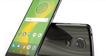 """Ra mắt Moto E5 Supra pin """"khủng"""" 5000 mAh, giá rẻ bèo"""