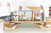 Robot làm bánh burger trong 5 phút, không cần con người động móng tay