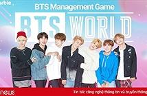 Chống đạn thiếu niên đoàn BTS xuất hiện độc quyền trong game đầu tiên về K-pop