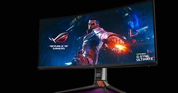 ASUS Republic of Gamers (ROG) Swift PG35VQ ra mắt game thủ