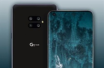 """LG đang phát triển smartphone với camera """"đục lỗ""""?"""