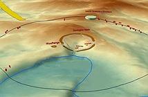 Phát hiện vòng tròn hố sâu 4.500 năm tuổigần Stonehenge