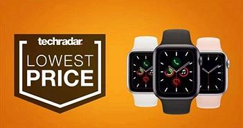 Apple Watch Series 5 có giá thấp nhất từ trước đến nay