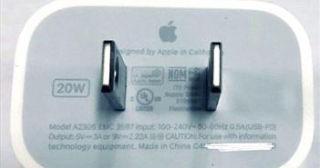 iPhone 12 có thể được tặng kèm bộ sạc nhanh 20W