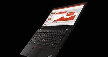 Lenovo ra mắt bộ đôi laptop ThinkPad T Series mới giá từ 30 triệu