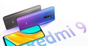 Xiaomi làm nóng phân khúc tầm trung với Redmi 9 giá 3,6 triệu