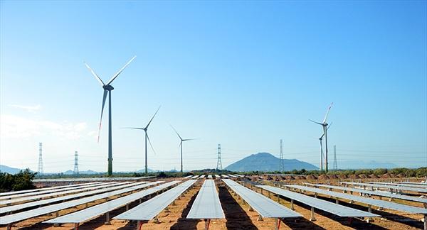Năng lượng tái tạo: Góp phần lấp dần khoảng trống nhu cầu điện