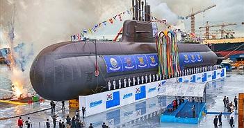 Nhà máy đóng tàu ngầm lớn nhất Hàn Quốc bị tin tặc tấn công
