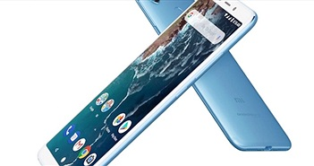 Xiaomi A2 và A2 Lite trình làng: Chạy Android gốc, chuyên chụp ảnh xóa phông