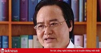 'Bộ trưởng Phùng Xuân Nhạ nên xin lỗi về sai phạm điểm thi'