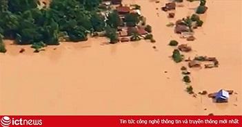 Địa chỉ Facebook kiểm tra an toàn trong vụ vỡ đập ở Lào khiến hàng trăm người mất tích